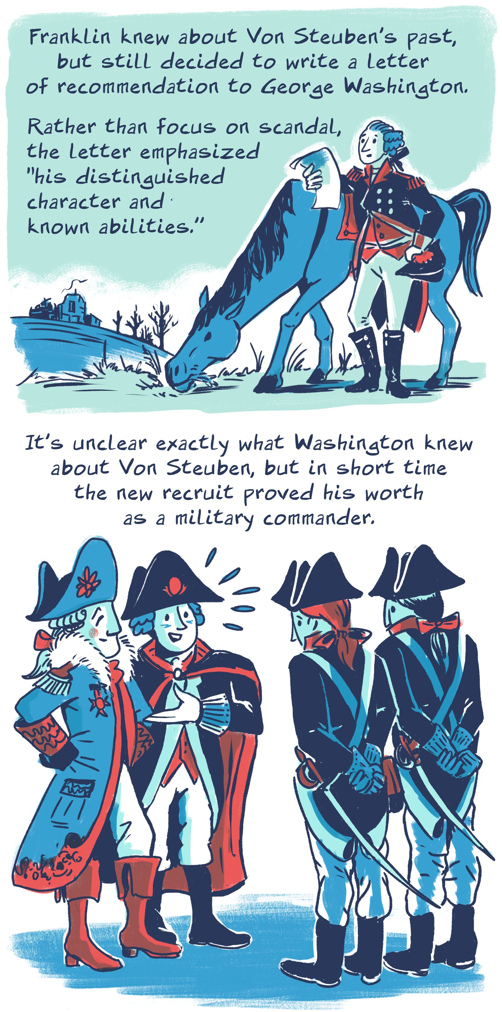 The American Revolution S Greatest Leader Was Openly Gay The Nib